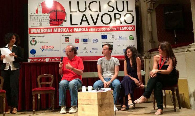 Luci sul lavoro evento Montepulciano