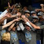 Golden State Campioni NBA