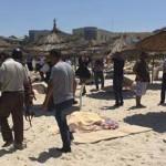 Tunisia attentato spiaggia Sousse