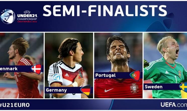 UEFA Under 21 Championship facebook