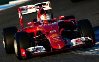 Formula 1, Gran Premio Singapore qualifiche: Vettel in pole, Raikkonen 3°