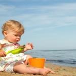 Ecco come proteggere i bambini da sole abbronzatura