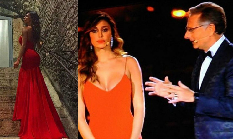 Elena Santarelli litiga con Belen Rodriguez