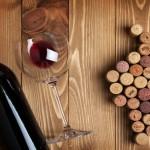 un bicchiere vino al giorno