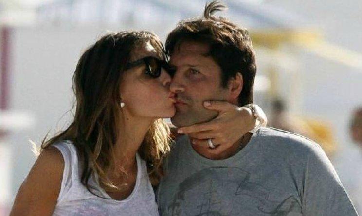 Claudia Galanto e Anaud Mimran insieme