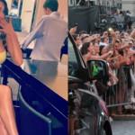 Coca cola summer festival 2015, Anna tatangelo, look da vip