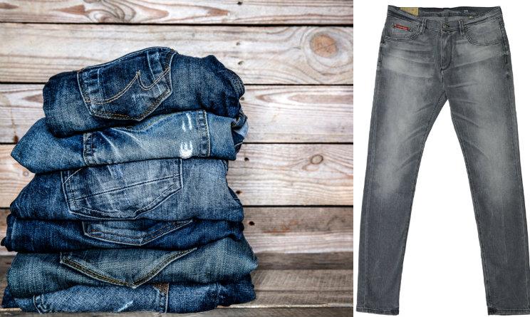 a del le firmato Jeans 2015 denim Pitti Tendenze moda novità Rifle xgwIqxHz