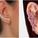 ear cuff cosa è, ear cuff come si mette, ear cuff h&m, ear cuff quanti buchi, ear cuff dove comprarli