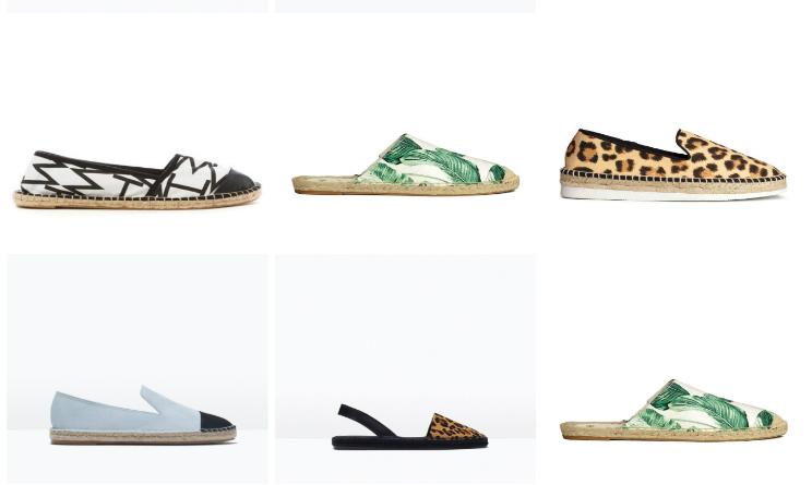 espadrillas con zeppa 2015, tendenze moda estate 2015, espadrillas economiche