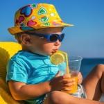 Ecco come stare tranquilli con i bambini in vacanza