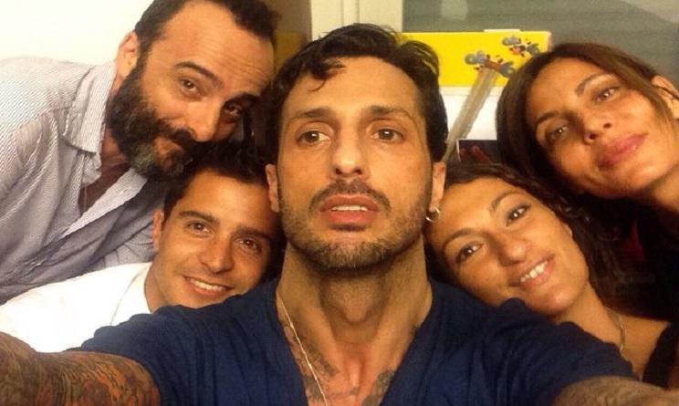 Fabrizio Corona scarcerato