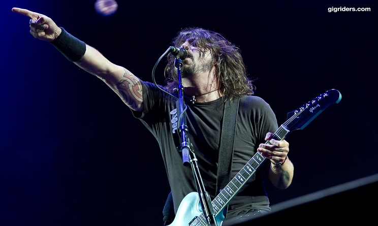 foo fighters, tour annullato, dave grohl, concerti
