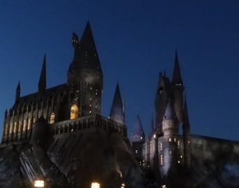 Vivere come Harry Potter: la residenza stile Hogwarts