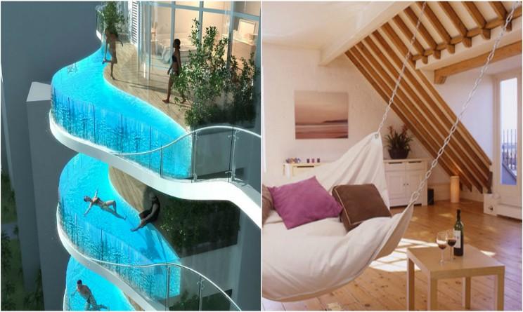 15 idee ingegnose che trasformeranno la vostra casa foto for Idee originali per la casa
