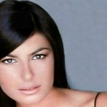 Ilaria D'amico gaffe alla presentazione Alitalia