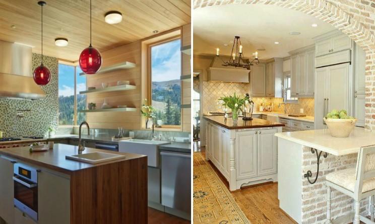 Le 10 cucine pi belle del web le soluzioni di design pi for Arredamenti case bellissime