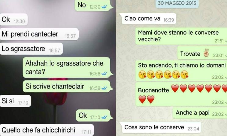 Mamme che usano whatsapp i 10 messaggi pi divertenti for Immagini divertenti gratis per whatsapp