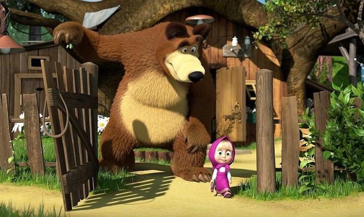 Masha e orso il magico natale urbanpost