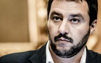 """Terremoto oggi centro Italia, Matteo Salvini: """"Il governo pensi agli italiani, no ai migranti"""" (FOTO)"""