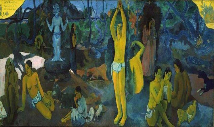 paul gauguin opere vita artista