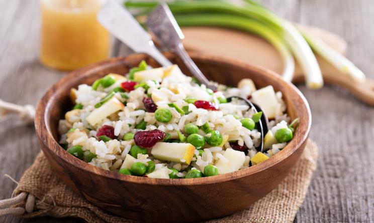 insalata riso ricette estive