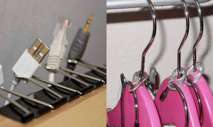 Come riciclare gli oggetti 10 idee fai da te che vi for Riciclare oggetti per arredare