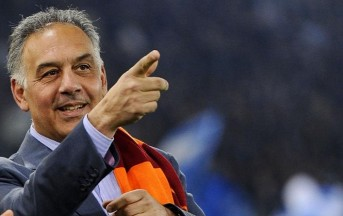 "AS Roma lancia ""Football Cares"": Pallotta in prima linea per aiutare i rifugiati"