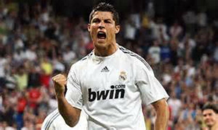 Ronaldo Real Madrid-Barcellona