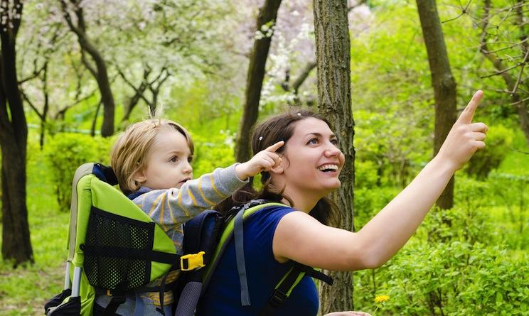 Ecco come le cose da non dimenticare per fare trekking con i bambini