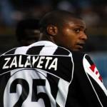 Zalayeta ritiro Juventus