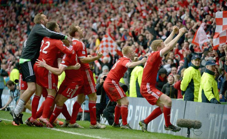 Tifosi Aberdeen Europa League