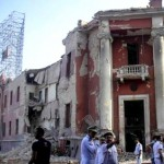 Esplosione a Il Cairo