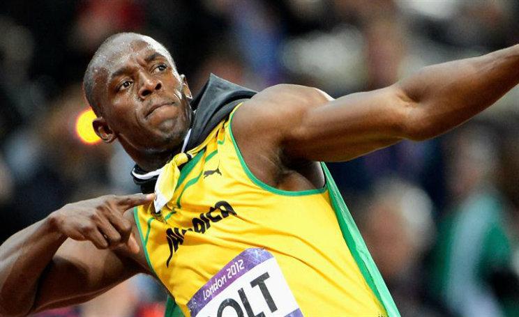 Usain Bolt ultima gara