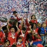 Finale Coppa America Cile 2015
