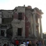 Colpito consolato italiano a Il Cairo