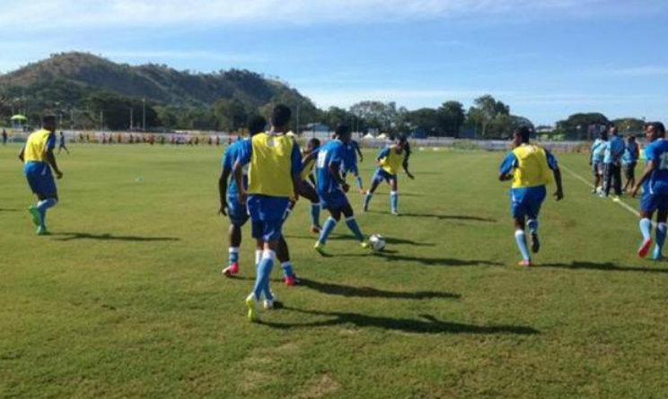 Micronesia Calcio