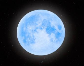 Luna blu, il 31 luglio lo spettacolare avvenimento