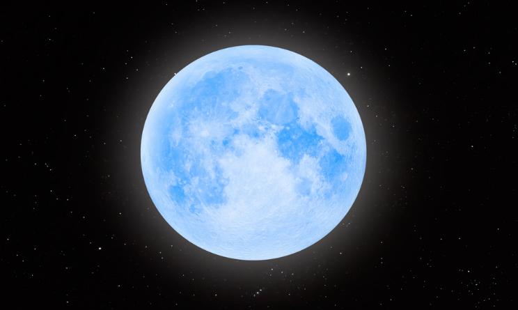 luna blu 31 luglio luna piena