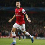 Ozil Champions League Arsenal-Bayern Monaco