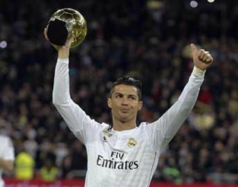 Cristiano Ronaldo Pallone d'Oro 2016: quarta volta sul gradino più alto del mondo