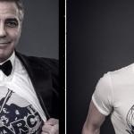 George Clooney, Pamela Anderson e Chris Martin
