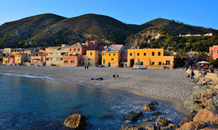 Le 5 spiagge pi belle della liguria dove andare al mare - Regioni italiane non bagnate dal mare ...