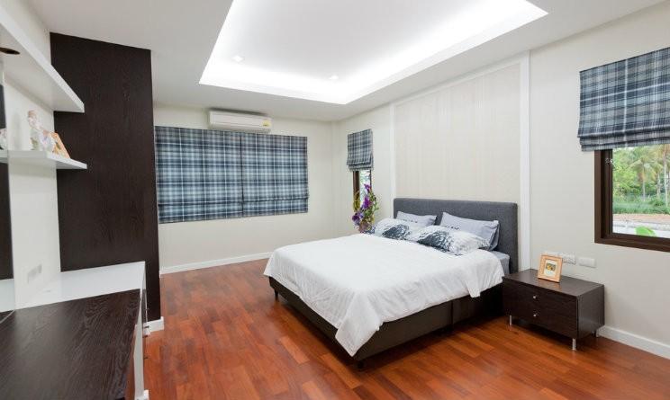 del letto all'illuminazione, come arredare la stanza da letto ...