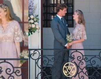Beatrice Borromeo e Pierre Casiraghi sposi: prime indiscrezioni sugli abiti da cerimonia