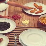 belen rodriguez mangiare cucinare