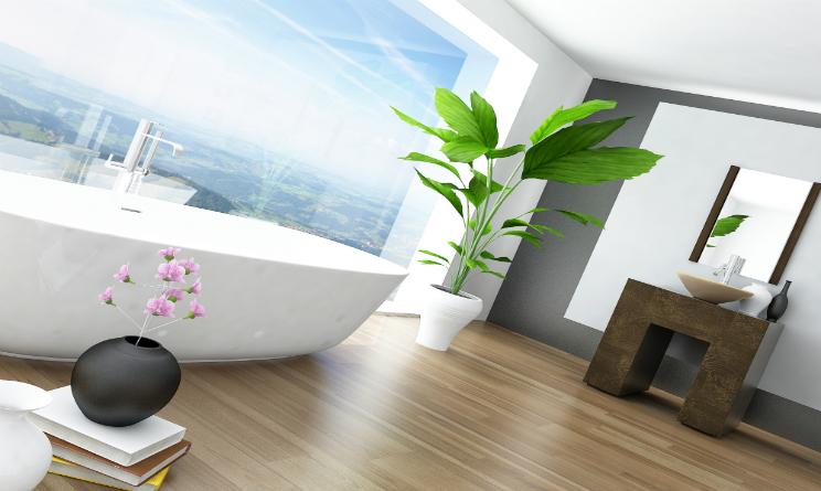 case da sogno, i 10 bagni più belli