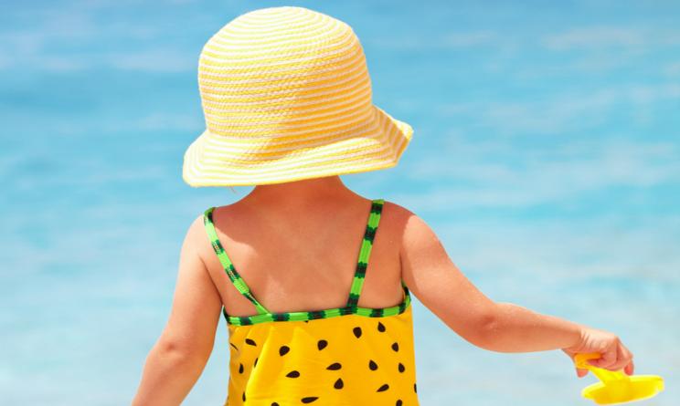 come proteggere i bambini dal sole, proteggere i bambini dal sole, 6 regole da seguire