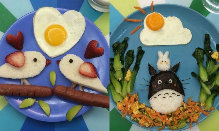 Cucina creativa come rendere piacevoli i pasti dei for Cucina creativa