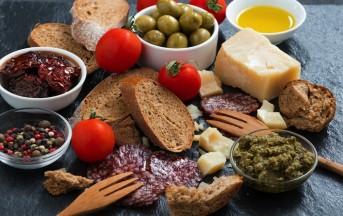 Dieta mediterranea estate 2015: consigli di ricette per dimagrire