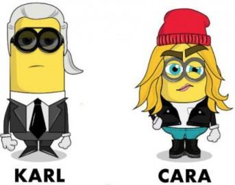 Fashion Minions, i personaggi della moda trasformati in divertenti omini gialli (FOTO)